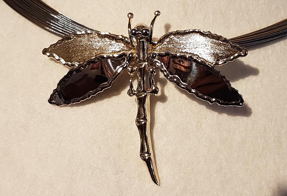Handel und Gewerbe - Dederichs - Libelle Unikat