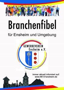 Gewerbeverein Ensheim e.V. - Branchenfibel