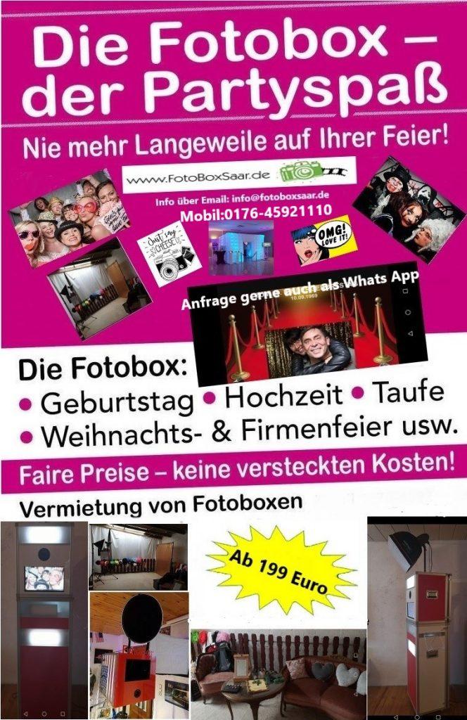Fotoboxverleih Dirk Clemens - Handel und Gewerbe Ensheim